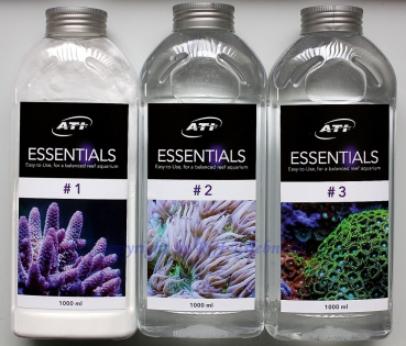 ATI Essentials Set 3 x 1000ml  9,63€/L