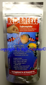 Red-Breeze 100g Preis Aquaristik 21,90€/100g
