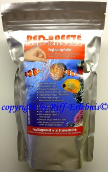 Red-Breeze 400g Preis Aquaristik 164,75€/kg