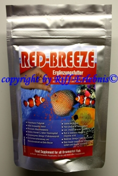 Red-Breeze 50g Preis Aquaristik  25,90€/100g