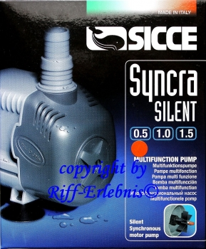 Sicce Syncra Silent 0,5