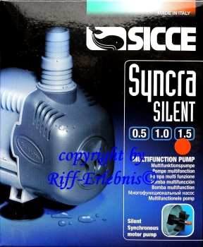 Sicce Syncra Silent 1,5
