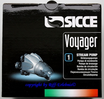 Sicce Voyager 1 1000-2300l/h