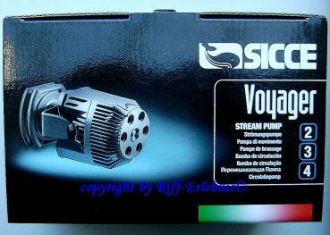 Sicce Voyager 3 max. 4500l/h