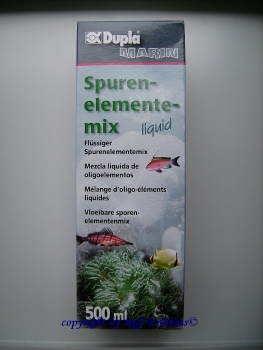 Spurenelemente - Mix 500ml Dupla Marin 26,98€/L