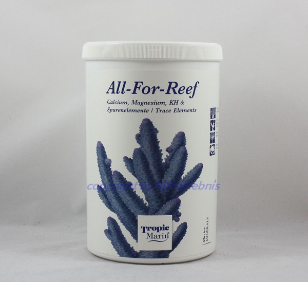 All-For-Reef 1600g Tropic Marin 26,81€/L